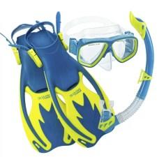 Cressi Kids Snorkel Set