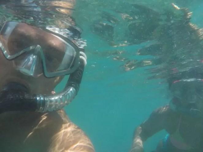 Snorkel Ken