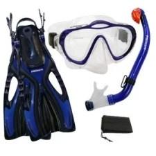 Promate Kids Snorkeling Set with Vest