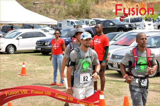 Fusion Adventure Race – 4th across the finish line!