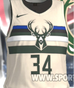 72f8e4320ad Bucks Leaked 'City' Uniforms Are Gorgeous — SnoTapWI