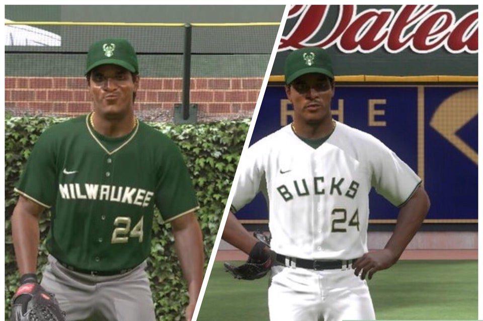 the best attitude 66e4f 0b014 JERSEY GRADES: Rate These Bucks Baseball Jerseys — SnoTapWI