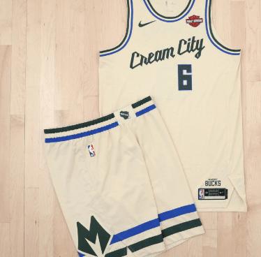 Bucks Make Their Cream City Jerseys Official Snotapwi