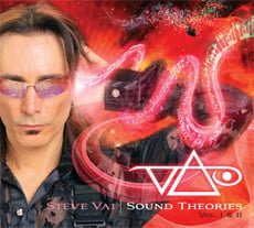 Steve Vai – Sound Theories Vols. 1-2