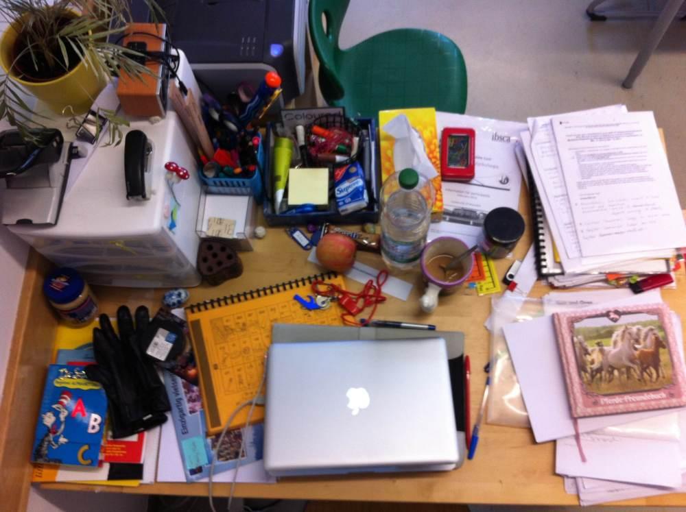 Nancy's Workspace