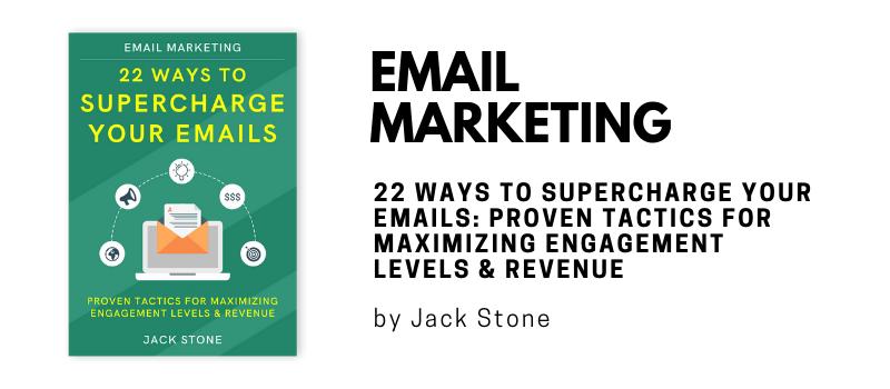 Email Marketing by Jack Stone