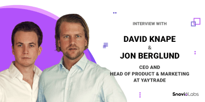 Yaytrade interview