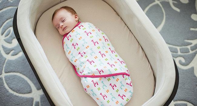 Militärt spädbarn