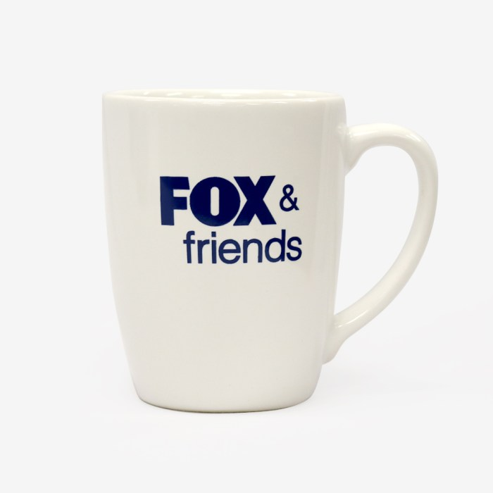 fox friends mug