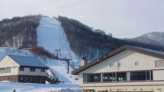 3月16日猫魔スキー場猫魔バーン