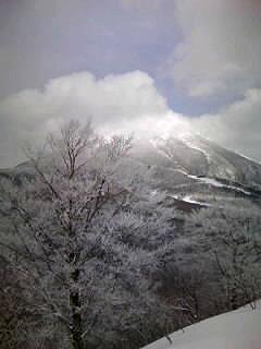 アルツ磐梯風景