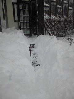 裏磐梯積雪101226