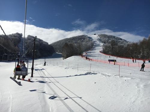 猫魔スキー場 雄国第2ロマンス