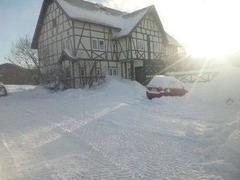 裏磐梯積雪110108