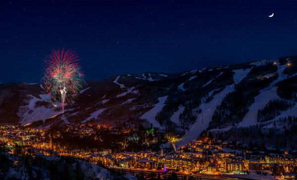 Vail celebrates © Jeff Andrew