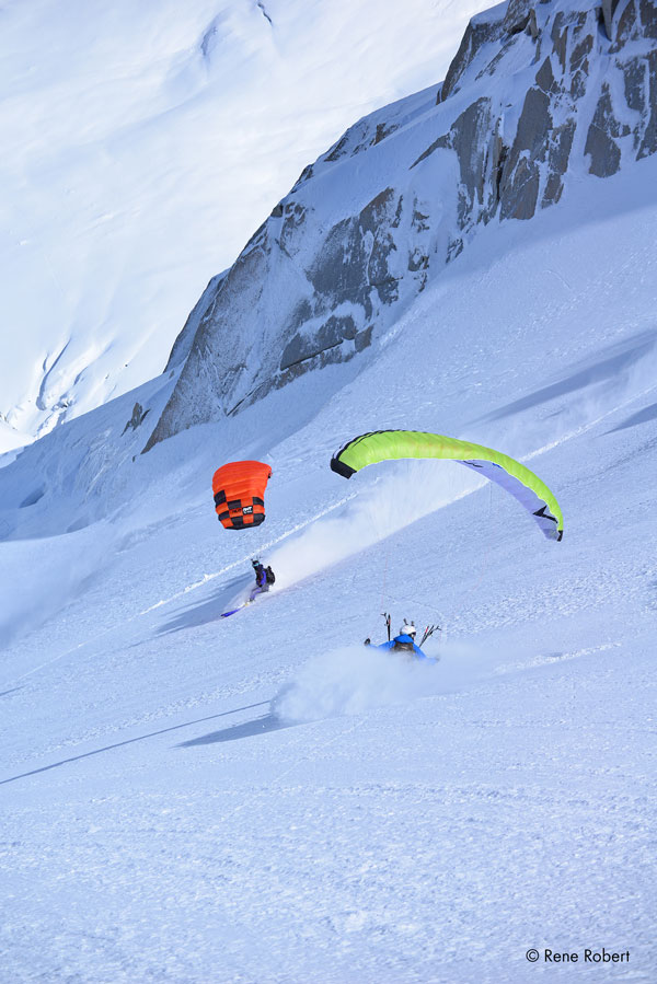 Chamonix  © Warren Miller Entertainment