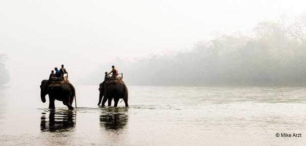 Nepal segment © Warren Miller Entertainment