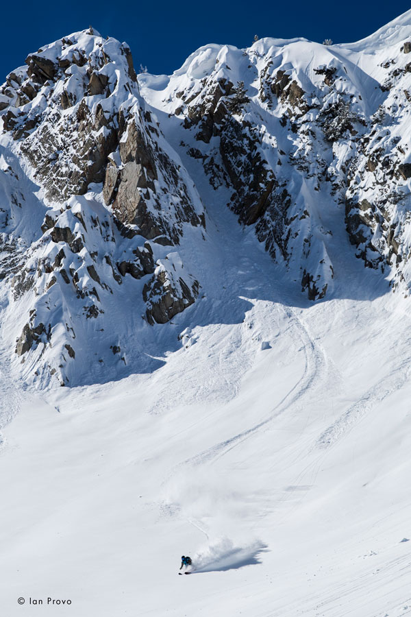 Utah segment © Warren Miller Entertainment