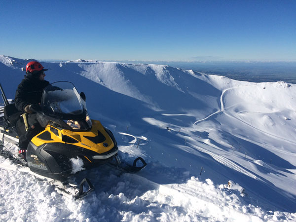 © Blair James, Mt Hutt ski area