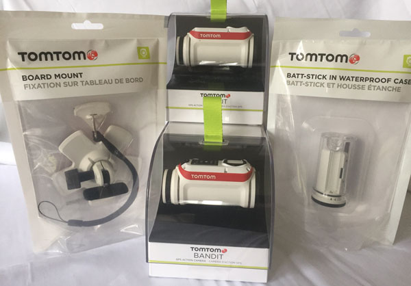 WIN all this TomTom swag!