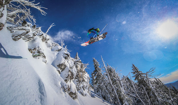 Want to get serious about your fun? © Hallman / Mt Hood Meadows