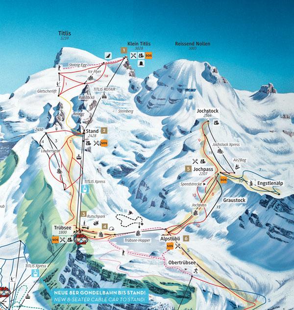EngelbergTitlis has more snow than anywhere SnowActionSnowAction