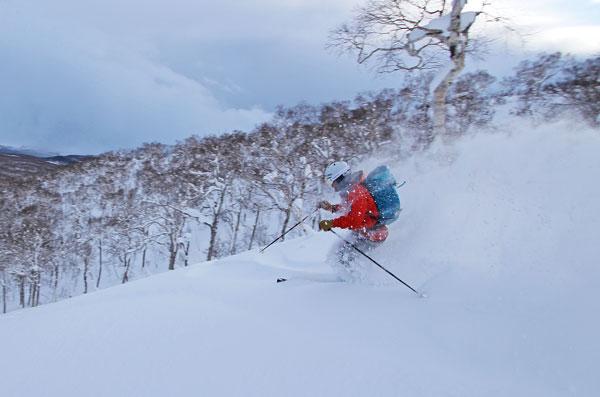 Guides at Chisenpuri cat skiing
