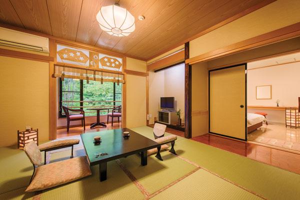 Semi Onsen luxury room