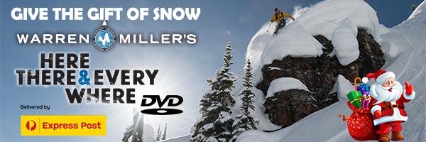 Get Warren Miller DVDs
