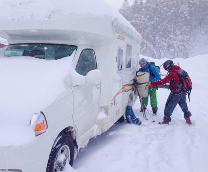 Hokkaido by motorhome, why not?