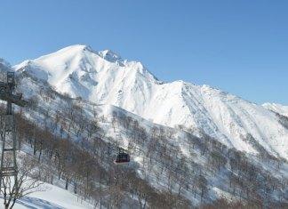 Tanigawadake gondola in Gunma