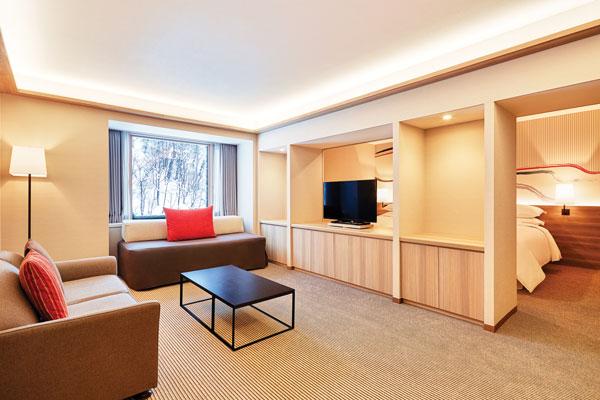 Sheraton Hokkaido Kiroro Resort Suite