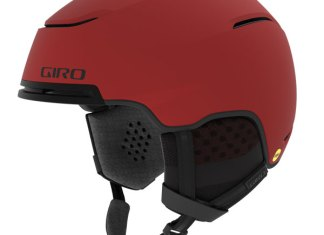 Giro Jackson helmet dark red sierra colour
