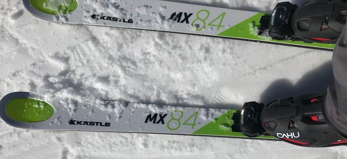 Dahu Monsieur Ed ski boots