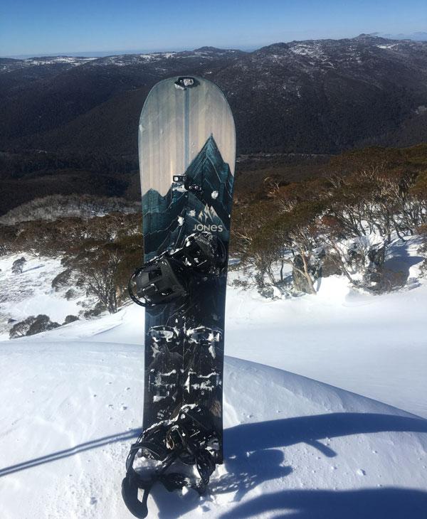 Jones Solution split board