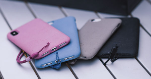 Lanyon Torrey iPhone cases colour range