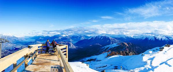 Coronet Peak view