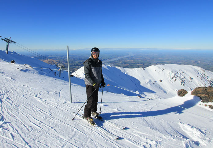 Ski Mt Hutt with IKON Pass