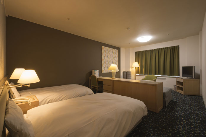 Tangram Madarao Tokyu Resort Hotel room