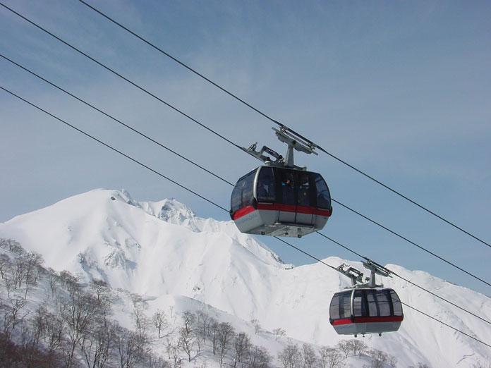 Tenjindaira gondola / ropeway