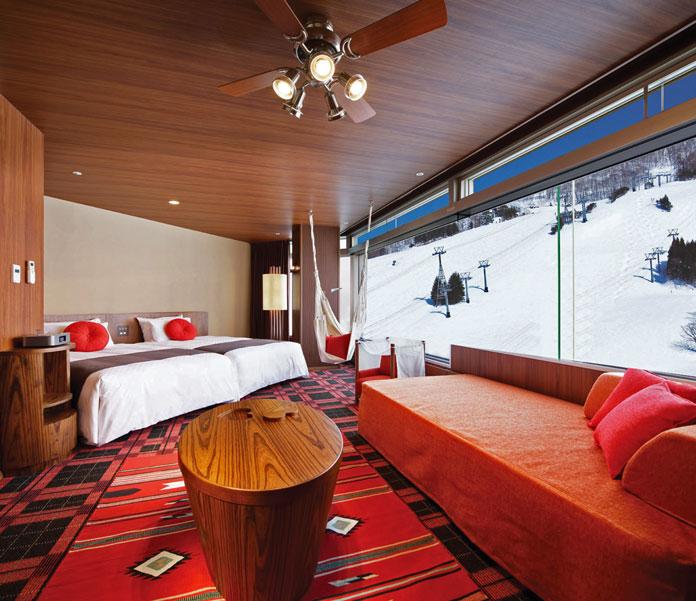 Room at Naeba Prince