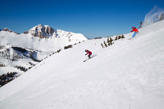 Jackson Hole an iconic IKON Pass destination