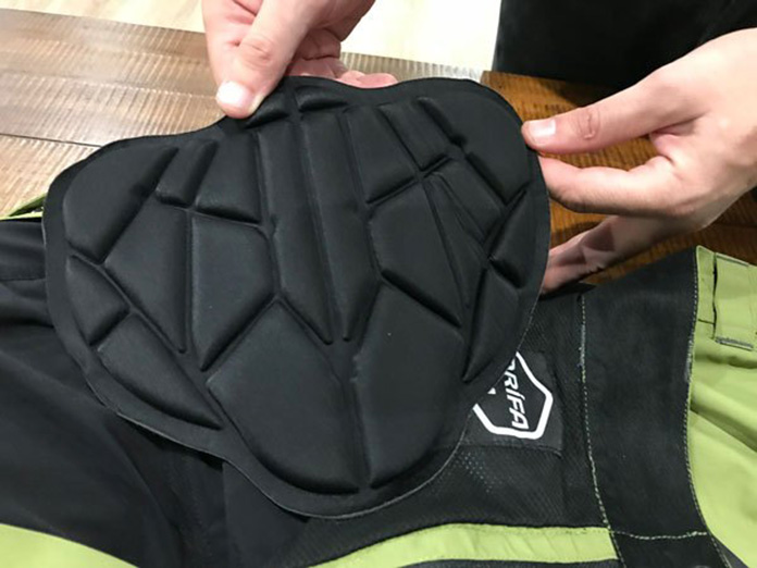 Drífa tail pad insert for their ski and snowboard protection pants