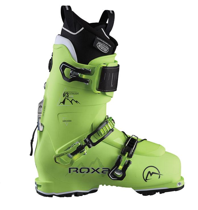Roxa R3 series 130 Ultralight boots