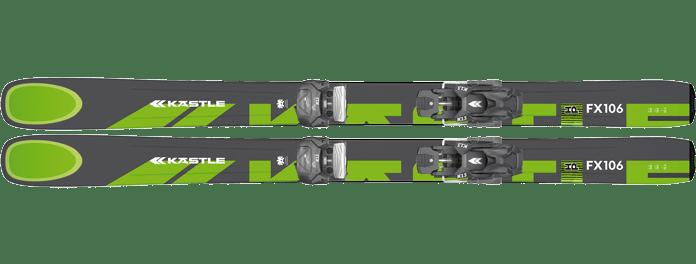 Kastle FX106 HP top sheet