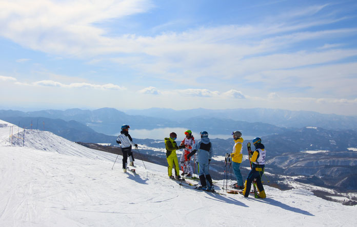 Tazawako in Akita is one of the surprises you can discover on a JR East Pass Tohoku itinerary