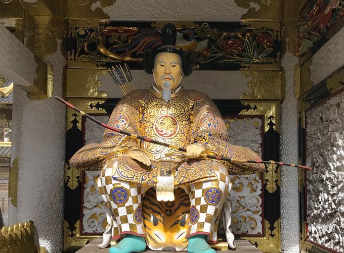 Nikko Toshogu Shrine Gatekeepr