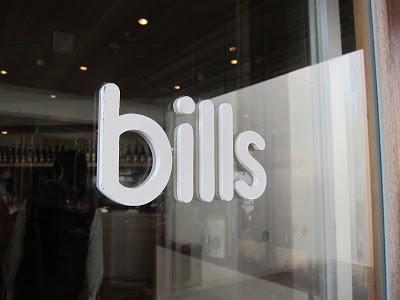 世界一の朝食「bills」は朝8時までに行きましょう