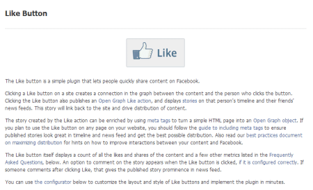 Facebookいいね!ボタン ウェブサイト設置方法まとめ(サイズや設定など)