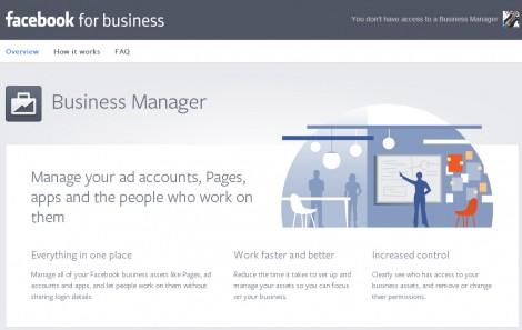 Facebookビジネスマネージャーの設定方法まとめ